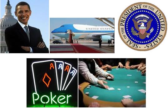 Presidential Poker