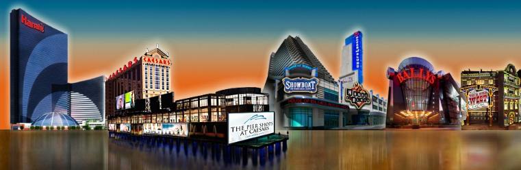 Harrah's, Caesars, Showboat, and Ballys