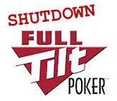 Full Tilt Poker Shut Down