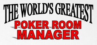 Poker Room Manager