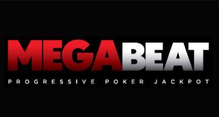 Mega Beat Progressive Poker Jackpot