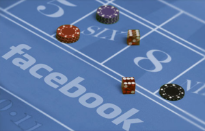 Real money gambling on Facebook