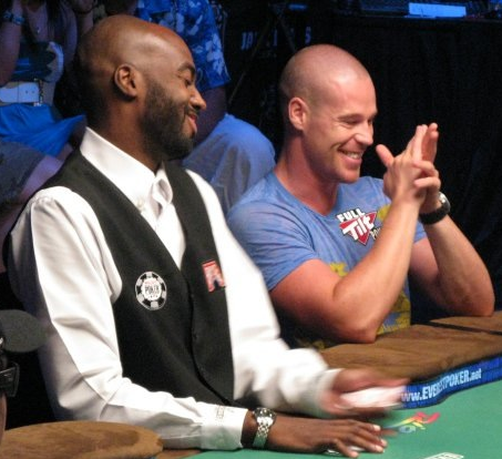 Shaun and Patrik Antonius