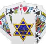 Jewish poker deck