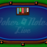 Poker Notes Live Table