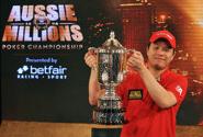 Mervin Chan Wins 2013 Aussie Millions Main Event