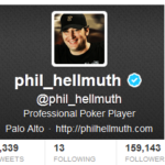 Phil Hellmuth Twitter