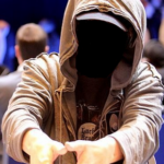 anonymous poker player