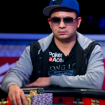 2013 November Nine Chip Leader JC Tran