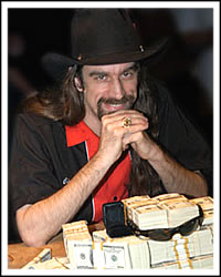 Chris Ferguson with WSOP bracelet