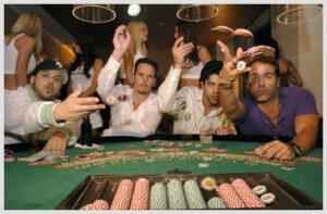 vegas poker buddies