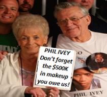 Mel and Pat Humphries