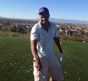 Phil golfing