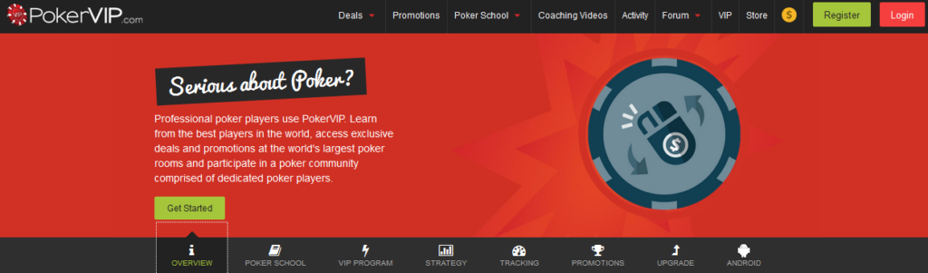 PokerVIP School