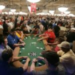 poker at the WSOP
