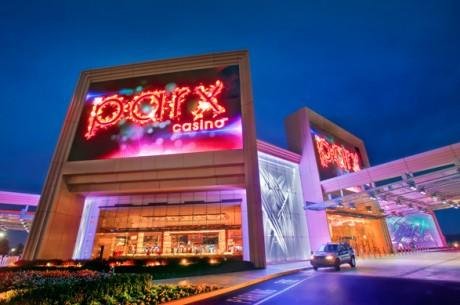 Parx casino vp of marketing