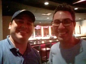 Robbie Strazynski and Eric Raskin