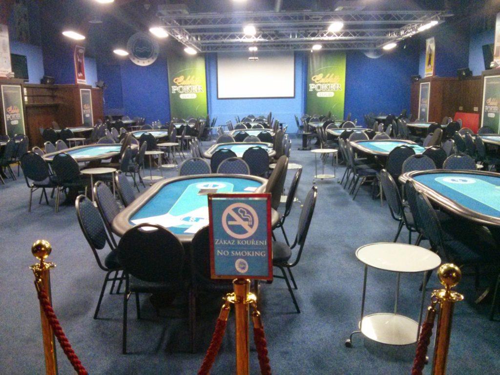 prague poker rooms