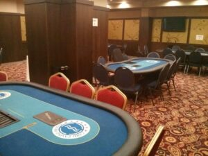 Inside Card Casino Prague