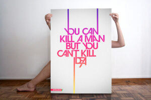 can't kill an idea