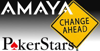 Amaya PokerStars changes