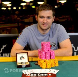 Eugene Katchalov WSOP bracelet