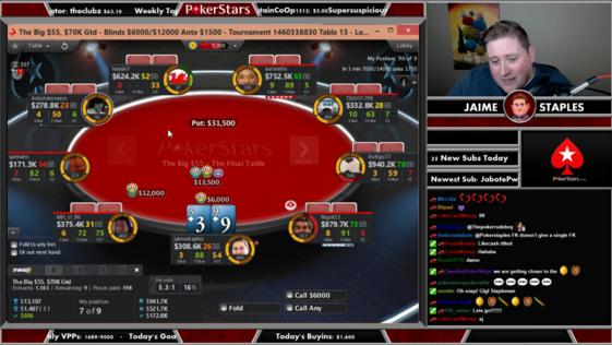 Joe ingram poker twitch tournois de poker enghien les bains