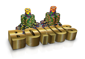 bonus poker online
