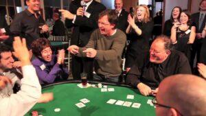 Michael J. Fox poker