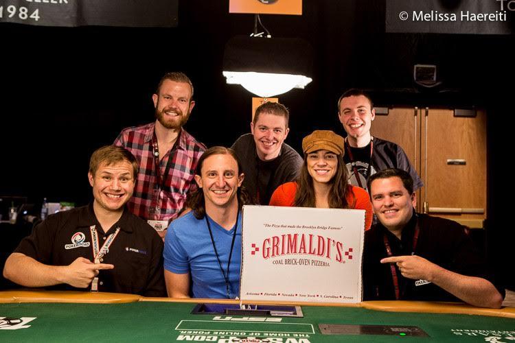 Donnie PokerNews crew