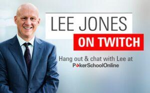 Lee Jones on Twitch
