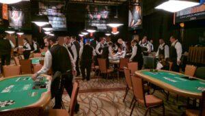 WSOP Dealers