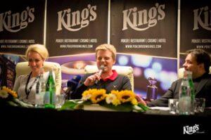 Vojtech Ruzicka King's Press Conference