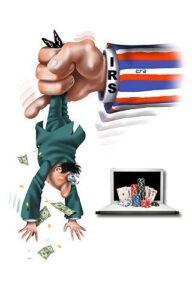 IRS gamblers