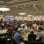 Bicycle poker room