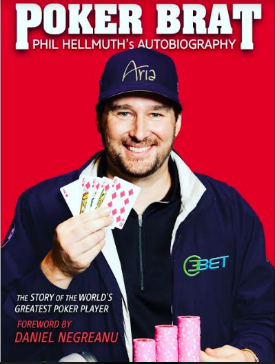 Phil Hellmuth Poker Brat book