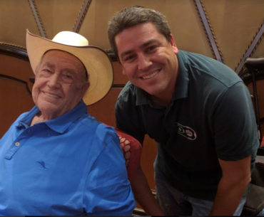 What It's Like to Be Introduced to Poker's Living Legend, Doyle Brunson