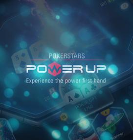 PokerStars PowerUp