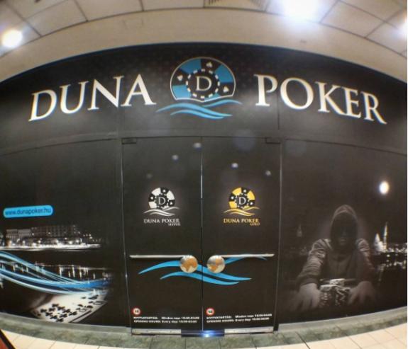 Duna Poker tournament rooms