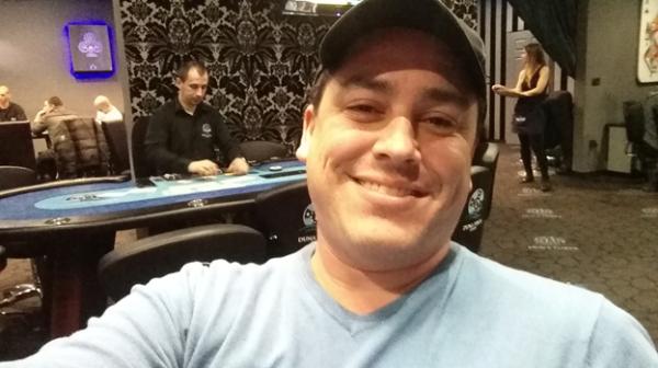 Duna Poker Robbie