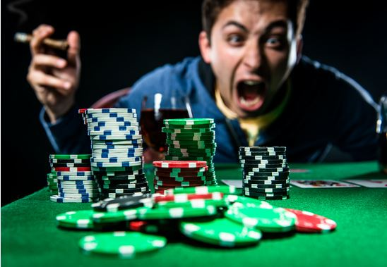 screaming poker