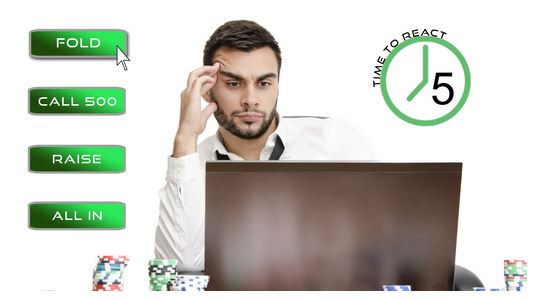 online poker thinking