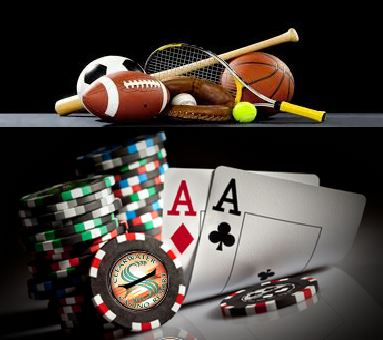 sports betting poker