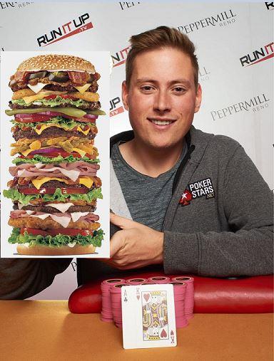 Jaime Staples burger