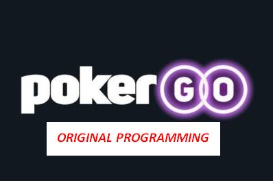 PokerGO original programming
