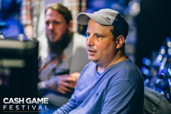 Jason Glatzer Cash Game Festival