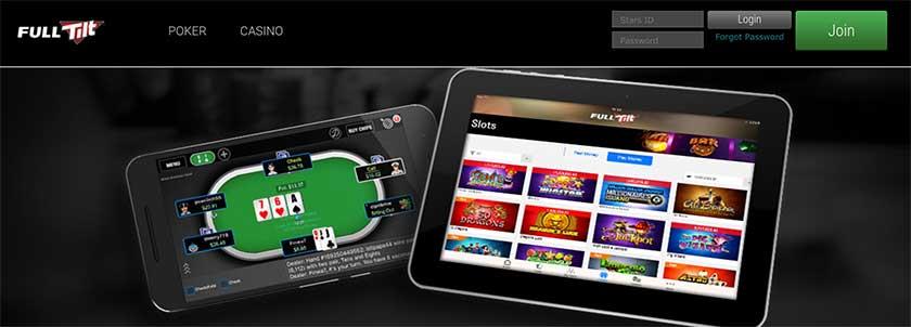 full tilt mobile poker