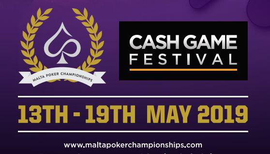 Malta Poker Festival Cash Game Festival