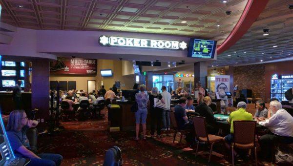 Rio poker room
