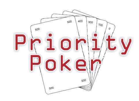 priority poker